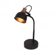 Luminária de Mesa SpotLine 637/1 Oxford 1L E27 Ø140x470mm