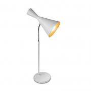 Luminária de Mesa SpotLine 642/1 Square 1L E27 Ø140x500mm