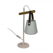 Luminária de Mesa SpotLine 696/1 Vellar 1L E27 140x240x450mm