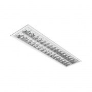 Luminária Embutir LED Lumicenter EAA05-E 36W 307x61x1243mm