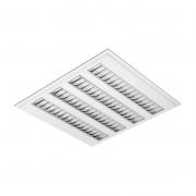 Luminária Embutir LED Lumicenter LAA03-E 35W Bivolt 617x41x617mm