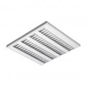 Luminária Embutir LED Lumicenter LAA03-S 35W Bivolt 590x41x590mm