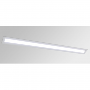 Luminária Embutir LED Opus HM36403 Retangular 36W 6500K Bivolt IP20 1200x100x33mm