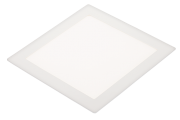 Luminária Embutir Pix 36505904 LED Quadrado 40W 6500K 3600lm Bivolt 620x620x10mm Branco