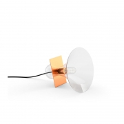 Luminária Klaxon 03180012 Sweet LED 1L E27 Bivolt 1500x270x270mm