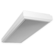 Luminária Sobrepor Incolustre 898.37 Up Slim 4L T5 G5 1390x300x80mm