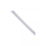 Luminária Sobrepor LED Ecoforce 18530-OUTLET Linear 18W 6000K IP20 Bivolt 75x23x600mm