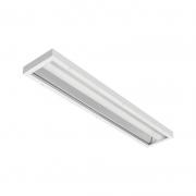 Luminária Sobrepor LED Lumicenter EHT10-S 36W 220x50x1215mm