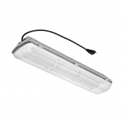 Luminária Sobrepor LED Lumicenter LHT23-S2 17,5W Bivolt 145x111x662mm