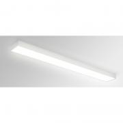 Luminária Sobrepor LED Opus HM36458 Retangular 48W 4000K Bivolt IP20 1200x100x58mm