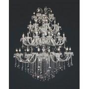 Lustre Tupiara 9148 Taj Mahal 48L E14 Ø1150x1630mm Transparente
