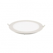 Painel Embutir LED Blumenau 80363004-OUTLET Slim Redondo 24W 3000K Ø295x15mm