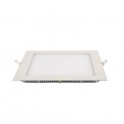 Painel Embutir LED Blumenau 80444104-OUTLET Slim Quadrado 18W 4100K 218x218x15mm
