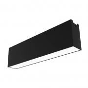 Plafon de Sobrepor LED Newline Track PD0370LED3 8W 3000K Bivolt 80x290x40mm