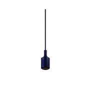 Pendente LED Brilia 305700 1L E27 60W Bivolt 100x110x50mm