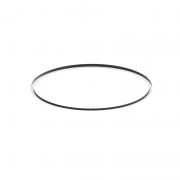 Pendente LED Power Lume PEN-25R900 Ring 12V 50W Ø25x25x900mm