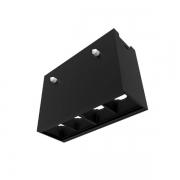Pendente para Embutir LED Newline EM0383LED3 4W 4 Fachos 24º 3000K Bivolt 80x110x40mm
