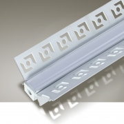 Perfil Embutir Itamonte PF-5012/2-BT 50x2000x12mm Branco Texturizado