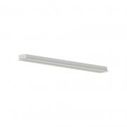 Perfil Embutir LED Save Energy SE-255.2113 LLS Flex II 25W 4000K 1300lm 1000x35x17,5mm - Branco