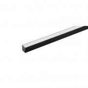 Perfil Sobrepor LED Stella STH20971PTO/27 Archi 28W 2700K 650lm 110º 1000x35x35mm Preto