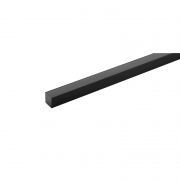 Perfil Sobrepor LED Stella STH20973PTO/30 Archi 37W 3000K 520lm 24cc 90º 1000x24x24mm Preto