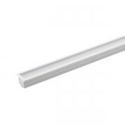 Perfil Embutir LED Stella STH20982BR/27 Archi 23W 2700K 940lm 24Vcc 90º 2000x24x24mm Branco