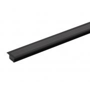 Perfil Embutir LED Stella STH20994PTO/27 Archi 74W 2700K 720lm 24cc 80º 2000x24x24mm Preto