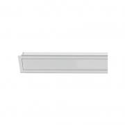 Perfil Embutir Save Energy SE-255.2003 3M LLS Flex I 3000x35x17,5mm - Branco