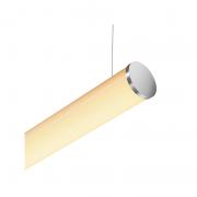 Perfil Pendente LED Power Lume TUB60 Tubular 12V 32W Ø60x60mm