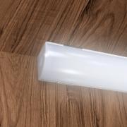 Perfil Sobrepor Itamonte PF-1616/3-BT 16x3000x16mm Branco Texturizado