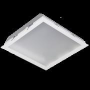 Plafon Embutir Incolustre 896.58 Slim 6L E27 660x660x58mm
