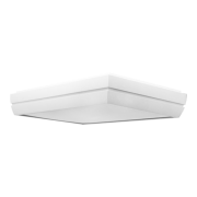 Plafon Incolustre 899.24 DUNI 6L E27 600x400x90mm Marrom