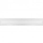 Plafon LED Bella DL123CW-OUTLET Embutir Smart 18W 6000K Bivolt 60x10x3,5cm Branco