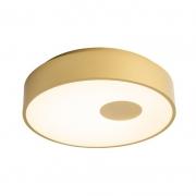 Plafon Sindora LED DCX01916 Redondo 36W 3000K Bivolt Ø450mm - Dourado