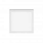 Plafon Sobrepor LED Stella STH8962Q/30 Quadrado 12W 3000K 112G Bivolt 170x170x32mm - Branco