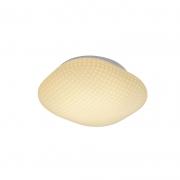 Plafon Starlux LT-002L-WH Ozzy 6L G9 500x500x155mm - Branco