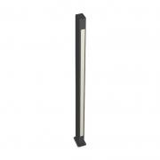 Poste Hansa PS-1460/1/1300-T8 1L T8 18W 1300x100x50mm