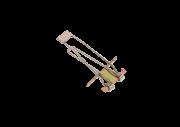 Presilha Trilho Embutir Magnético Romalux 30062