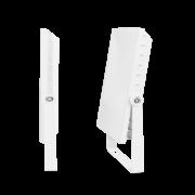 Projetor LED Stella STH7765/30 Vertical 50W 3000K IP65 Bivolt 38x222x301mm - Branco