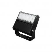 Projetor Sobrepor LED Lumicenter lex06-s1m840x Dimerizável 75W 4000K 52G IP67 Bivolt 328x99x343mm