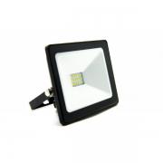 Refletor LED Ecoforce 18370-OUTLET Compacto 10W 3000K Bivolt IP65 90x110x25mm