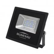 Refletor LED Slim Blumenau 74105000 10w 120G IP65 30x75x87mm - Luz Decorativa Verde