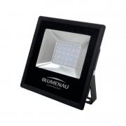 Refletor LED Slim Blumenau 74305000 30W 120G IP65 33x136x137mm - Luz Decorativa Verde