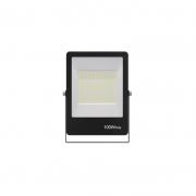 Refletor Ultrafino LED Gaya 9383 100W BIVOLT IP65 Preto