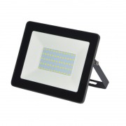 Refletor Ultrafino LED Gaya 9517 50W 6000K IP65 285x232x58mm Preto