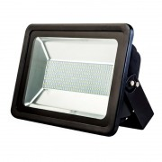 Refletor Ultrafino LED Gaya 9542 200W 6000K IP65 110x430x320mm Preto