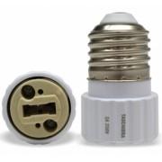 Soquete Adaptador Casual Light SOQ-E27-G9 E27 para G9 Porcelana Ø35x70mm