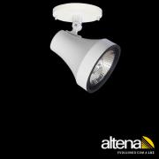 Spot Altena CPL05011 Soft 1L AR111 GU10 Com Canopla