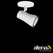 Spot Altena CPL05030 Soft 1L PAR30 E27 Com Canopla