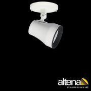 Spot Altena CPL05070 Soft 1L AR70 GU10 Com Canopla